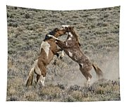 Battle For Dominance Tapestry