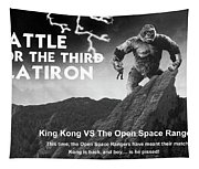 Battle For The Third Flatiron Tapestry