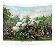 Battle Of Atlanta Tapestry
