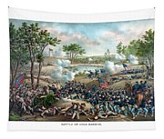 Battle Of Cold Harbor Tapestry