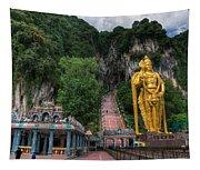Batu Caves Tapestry