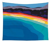 Bay Of Angels Tapestry