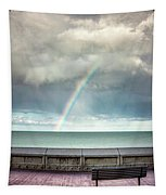Bay Of Rainbows Tapestry