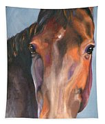 Thoroughbred Royalty Tapestry