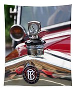 Bayliss Thomas Badge And Hood Ornament Tapestry