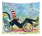 Bcs Cool Cat Tapestry