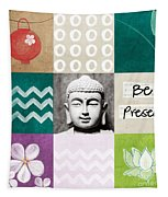 Be Present Tapestry