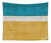 Beach Abstract  Tapestry