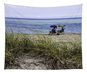 Beach Afternoon Tapestry