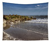 Beach At Tybee Tapestry
