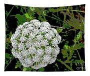 Beach Bloom Tapestry