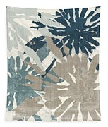 Beach Curry Iv Ikat Tapestry