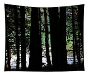 Beach Forest Tapestry