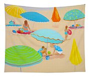 Beach Living Tapestry