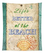 Beach Notes-jp3761 Tapestry