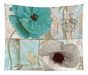 Beach Poppies II Tapestry