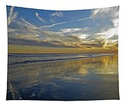 Beach Reflections Tapestry