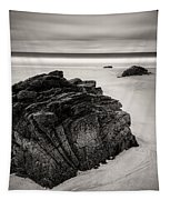Beach Rocks Tapestry