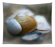 Beach Shells Tapestry