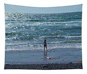 Beachcomber Tapestry