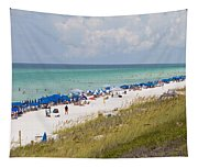 Beaches Of South Walton  Tapestry