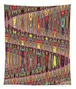 Beaded Curtain Tapestry