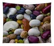 Beans Of Many Colors Tapestry