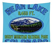 Bear Lake Rocky Mountain National Park Colorado Tapestry