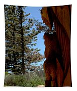 Bear Watch Tapestry