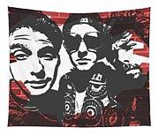 Beastie Boys Graffiti Tribute Tapestry