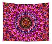 Beatitude No. 4 Kaleidoscope Tapestry