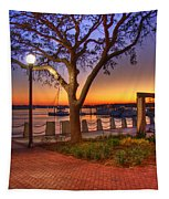 Beaufort Waterfront Tapestry