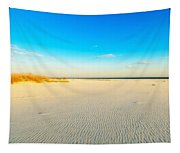 Beautiful Beach Tapestry
