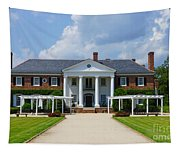 Beautiful Boone Hall Plantation Tapestry