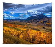 Beautiful Butte Tapestry