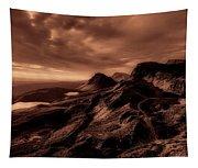 Beautiful Isle Of Skye Tapestry