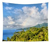 Beautiful Landscape Tapestry