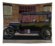 Beautiful Model T Touring Car Tapestry
