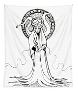 Beautiful Monster Tapestry