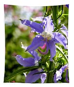 Tall Bellflower Tapestry