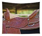 Beautiful Saddle Tapestry