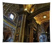 Beautiful St. Peters Tapestry