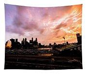 Beautiful Sunset 2 Tapestry