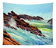 Beautiful Surf Tapestry
