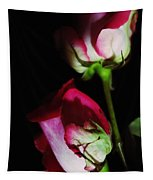 Beautiful Two Tone Roses 2 Tapestry