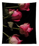 Beautiful Two Tone Roses 4 Tapestry