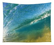 Beautiful Wave Breaking Tapestry
