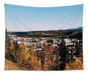Beautiful Whitehorse ... Tapestry