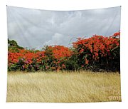 Beauty Of Bougainvillea Tapestry