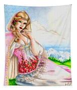 Beauty Of The View Tapestry